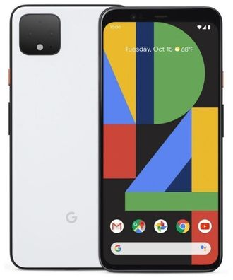 Смартфон Google Pixel 4XL 6/128GB Clearly White