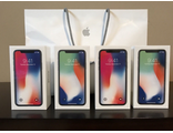 Apple iPhone X - 64GB 256GB - (Unlocked)