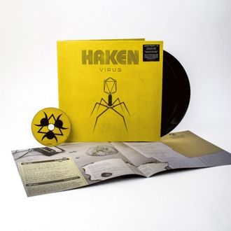 Haken - Virus 2-LP+CD