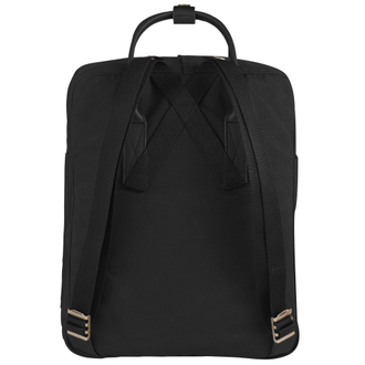 Fjallraven Kanken No.2 Total Black купить в СПб