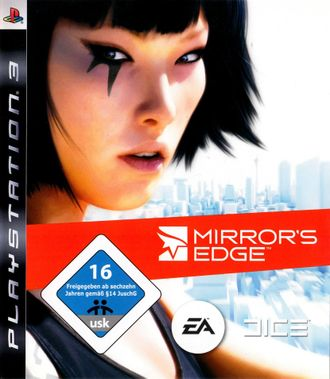 игра для PS3 mirror s edge