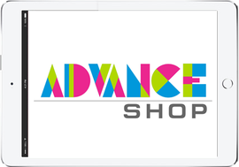 "Интернет магазин ""Advance shop"""
