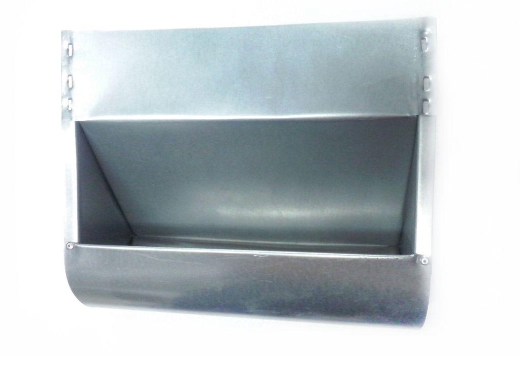 Бункерная кормушка для кроликов и др. грызунов на 3,5 литра