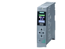 6ES7511-1TK01-0AB0 SIMATIC S7-1500T, CPU 1511T-1 PN, Central processing unit with Work memory 225 KB for program and 1 MB for data, 1st interface: PROFINET IRT with 2-port switch, 60 ns bit performance, SIMATIC Memory Card required