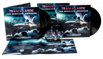 Transatlantic - The Absolute Universe - Forevermore (Extended Version) 3-LP+2-CD BOX
