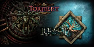 Комплект: (New) Icewind Dale [Nintendo Switch, русская версия] + Planescape Torment: Enhanced Edition [Nintendo Switch, английская версия]