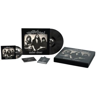 MOTORHEAD - Under cover Deluxe BOX SET