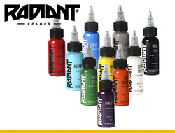 Radiant Tattoo Colors (оригинал США)