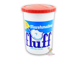 Большая банка Fluff Marshmallow 454гр в Лавке Сладостей Sweetbit (Свитбит)