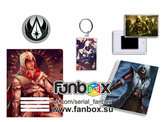FANBOX: ASSASSIN`S CREED
