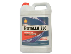 Shell Rotella ELC EXTENDED LIFE Coolant PRE-DILUTED 50/50  4л