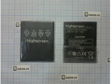 Аккумулятор (акб) Highscreen Omega Prime S, BP-4R-I, 2000mAh