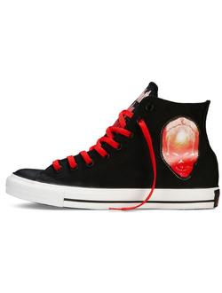 Кеды Converse мужские Chuck Taylor All Star Black Sabbath черные