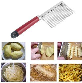 нож для нарезки картофеля