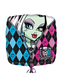 "Шар квадрат ""Monster High"""