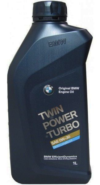 Масло моторное BMW TwinPower Turbo Longlife-04 SAE 0W-30 1л 83212365929
