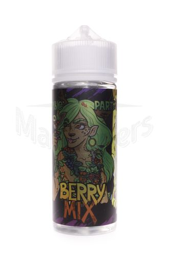 Zombie party -  Berry mix