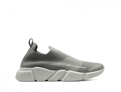 КРОССОВКИ BALENCIAGA SPEED TRAINER LOW CUT СЕРЫЕ