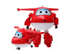 Super Wings Супер-трансформер Джетт, YW711410