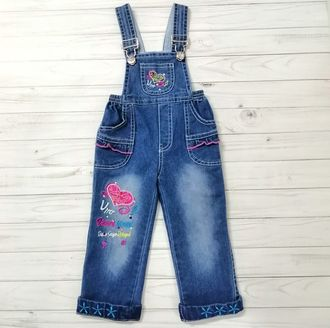 Комбинезон джинсовый (Артикул 5112)