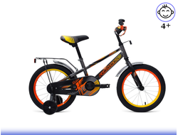 "FORWARD METEOR 16"" (Серый) Kiddy-Bikes"