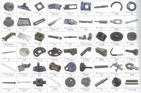 Purple Magna Folding Machine Parts