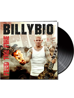 BillyBio - Feed The Fire LP
