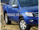 Пороги на Ford Ranger (2012-…) Black