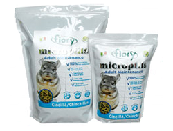 Корм для шиншилл Fiory Micropills Chinchillas 850 г
