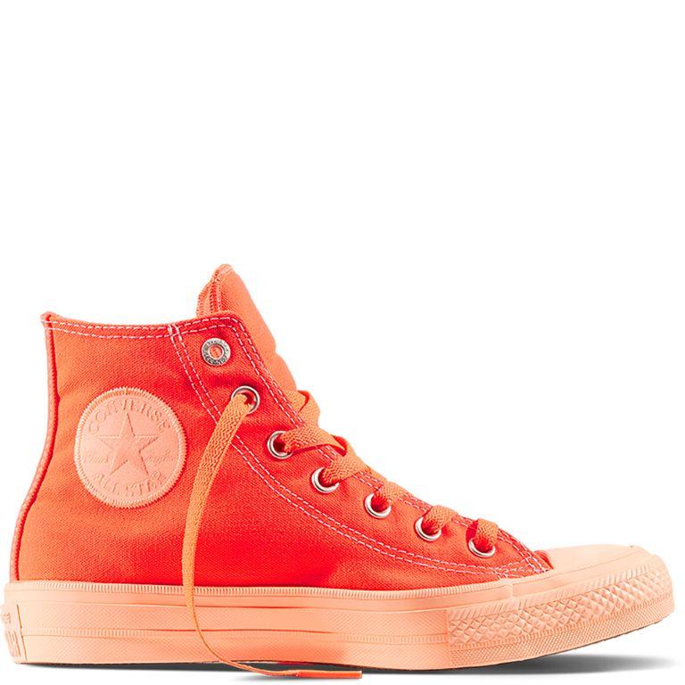 Оранжевые кеды Converse All Star II с анатомической стелькой ... 6869af55f90b4