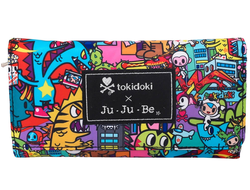 Кошелек Ju Ju be Be Rich Tokidoki kaiju city