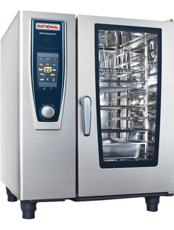 ПАРОКОНВЕКТОМАТ RATIONAL SELFCOOKINGCENTER® 101 600Х400 B118100.01.259
