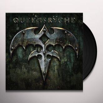QUEENSRYCHE - QUEENSRYCHE LP+CD