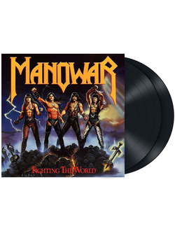 Manowar - Fighting the world LP