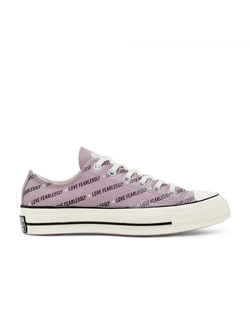 Кеды Converse All Star Love Fearlessly Low Top розовые