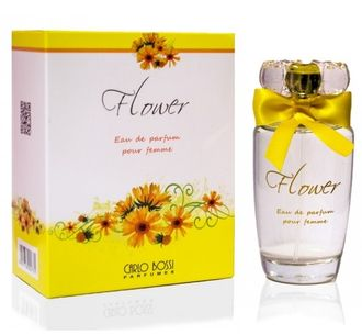 Carlo Bossi Flower Yellow eau de parfum for women
