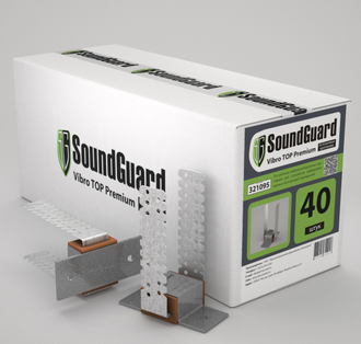 Виброподвес SoundGuard Vibro Premium TOP