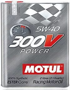 Motul 300v POWER 5w40 2Л