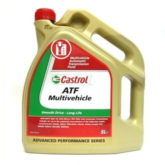 Castrol ATF Multivehicle (5_литров)