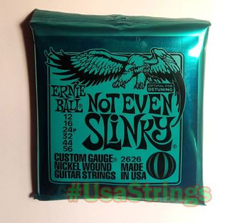 ernie ball 12-56 2626 not even slinky