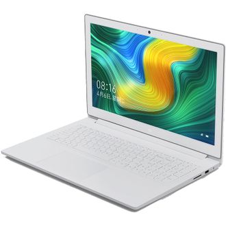 "Ноутбук Xiaomi Mi Notebook 15.6 Lite (Intel Core i5 8250U 1600 MHz/15.6""/1920x1080/8GB/1128GB HDD+SSD/DVD нет/NVIDIA GeForce MX110/Wi-Fi/Bluetooth/Windows 10 Home) Белый"