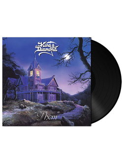 KING DIAMOND - Them LP