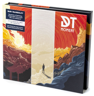 Dark Tranquillity - Moment 2-CD Limited