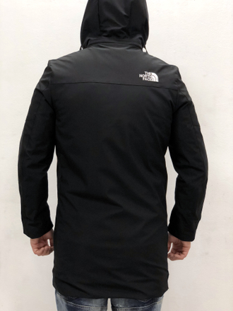 Парка весенняя The North Face Black