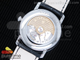 Villeret 6654 SS Complicated Function OMF 1:1 Best Edition Grey Dial