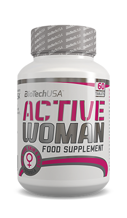 Active Woman BioTech 60 таблеток