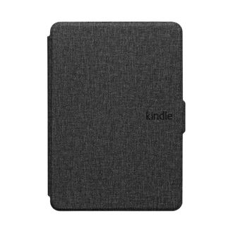 Обложка Textile для Kindle Paperwhite 2018 / Тёмно-серая