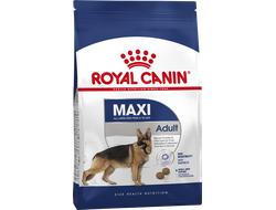 Royal Canin Роял Канин Maxi Adult Макси Эдалт для собак крупных размеров с 15 месяцев (выберите объем)