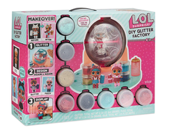 MGA Entertainment L.O.L.Surprise Glitter Factory Фабрика Блёсток ЛОЛ, 556299