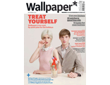 Wallpaper Magazine December 2010 Иностранные журналы об интерьере, Журналы о дизайне, Intpressshop